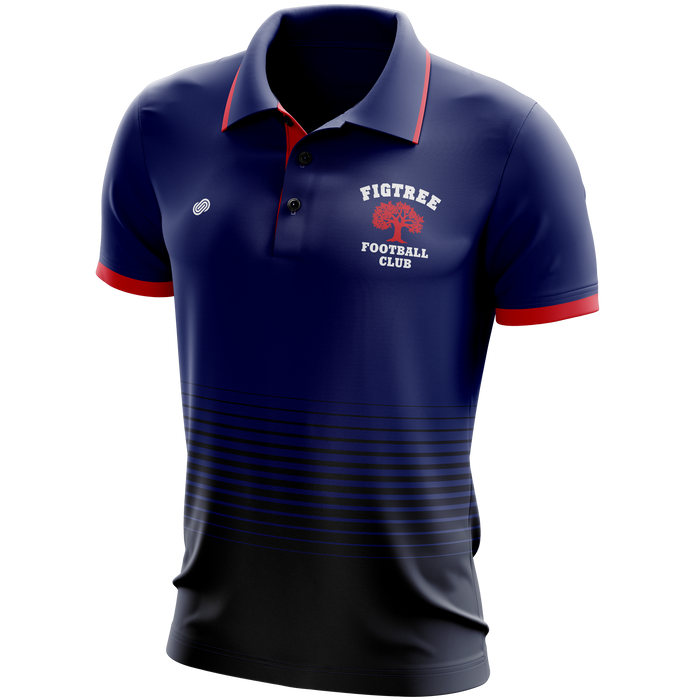 FFC Polo Shirt (Blue & Red Options)