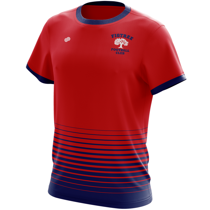 FFC Kids T-Shirt (Red & Blue Options)