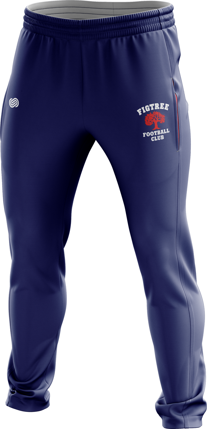 FFC Tracksuit Pants (Blue & Red Options)