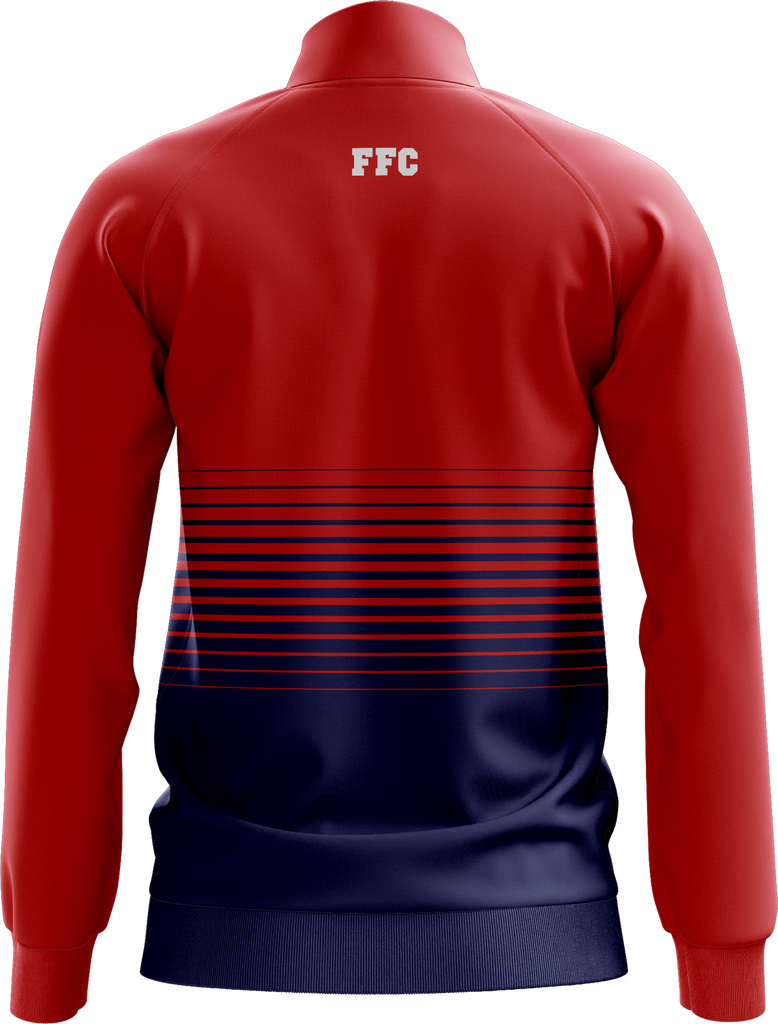 FFC Tracksuit Jacket (Red & Blue Options)