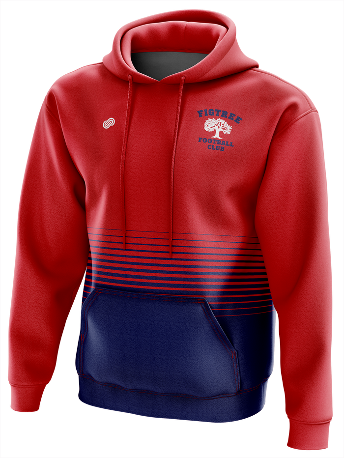 FFC Hoodie (Red & Blue Options)