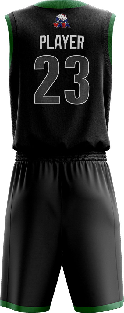WABA Gastonia Greyhounds Home Uniform