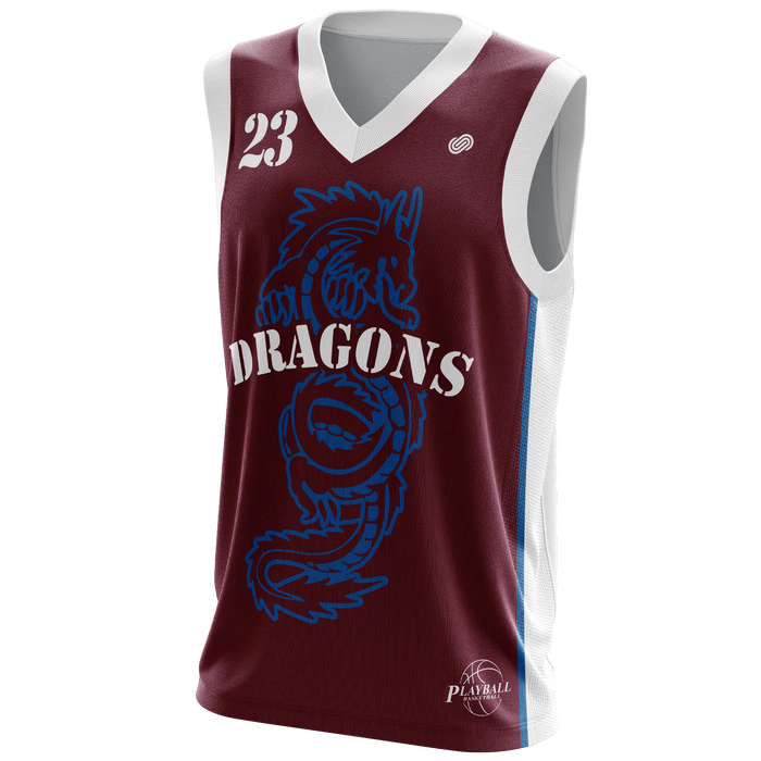 Galilee Dragons Reversible Jersey