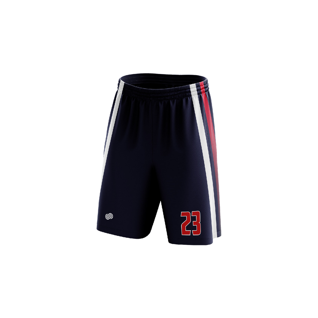 Hampton Magic Basketball Uniform