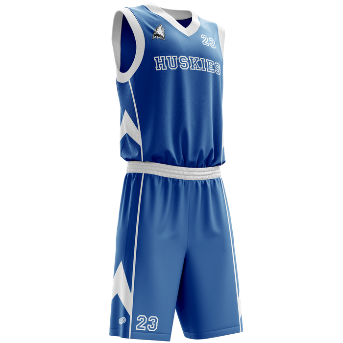 Huskies Basketball Jersey & Shorts Set