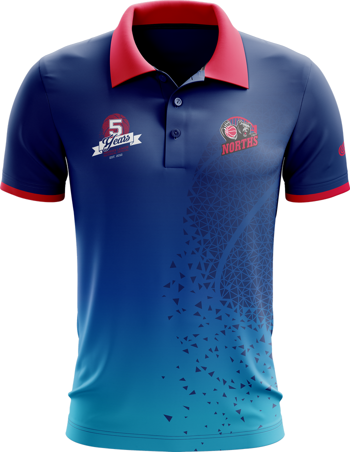 Norths 5 Year Officials Polo