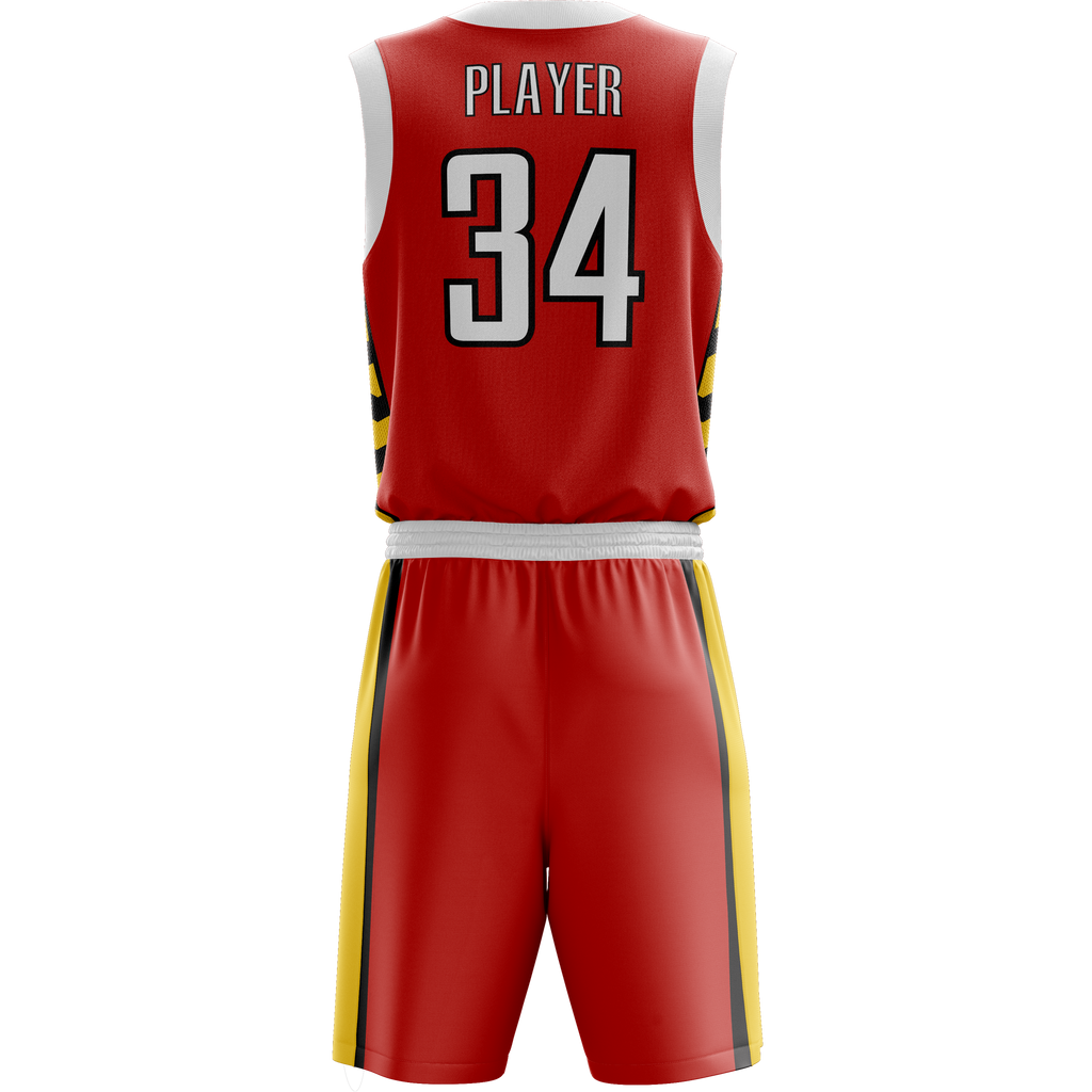 New Jersey Express Jersey & Shorts Set