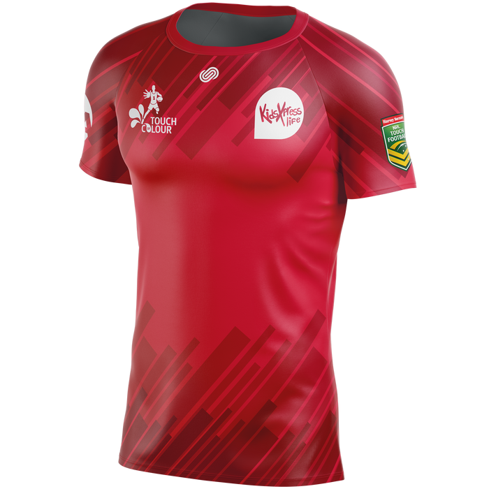 2018 Touch of Colour Crimson