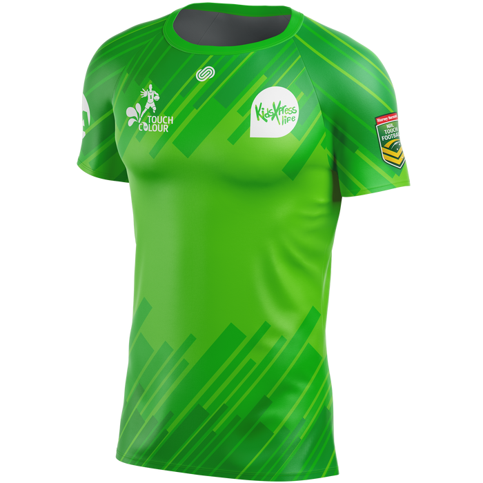 2018 Touch of Colour Green