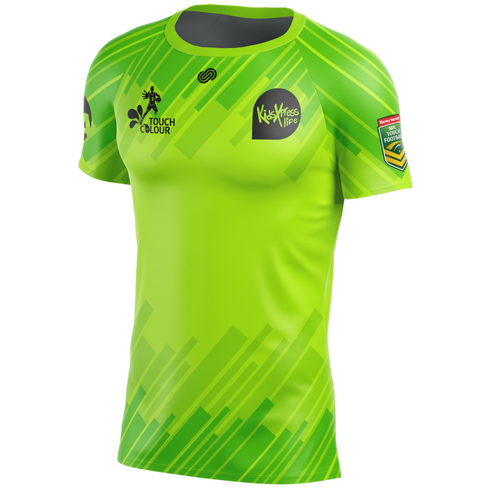 2018 Touch of Colour Lime