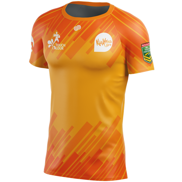 2018 Touch of Colour Orange