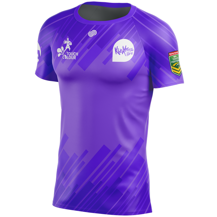 2018 Touch of Colour Purple
