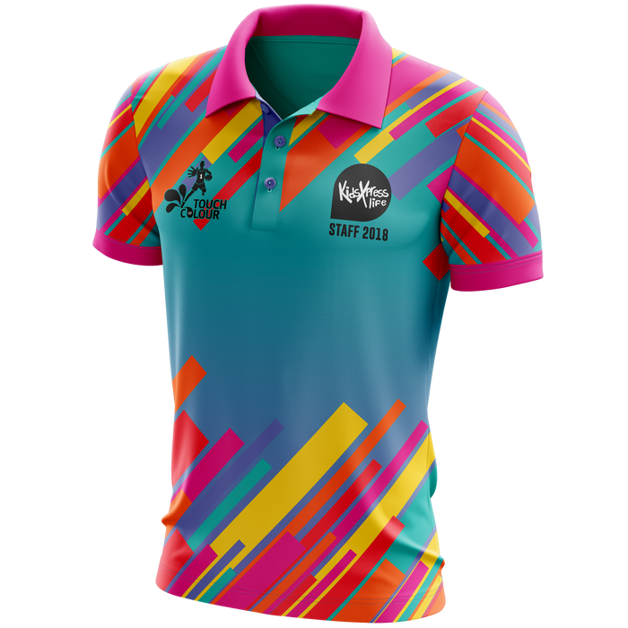 KidsXpress Touch of Colour Polo