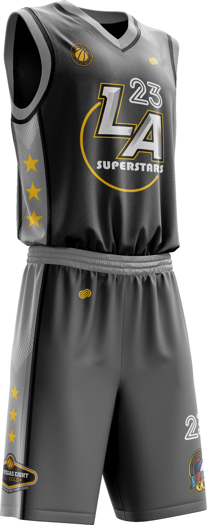 LA Superstars Road Uniform