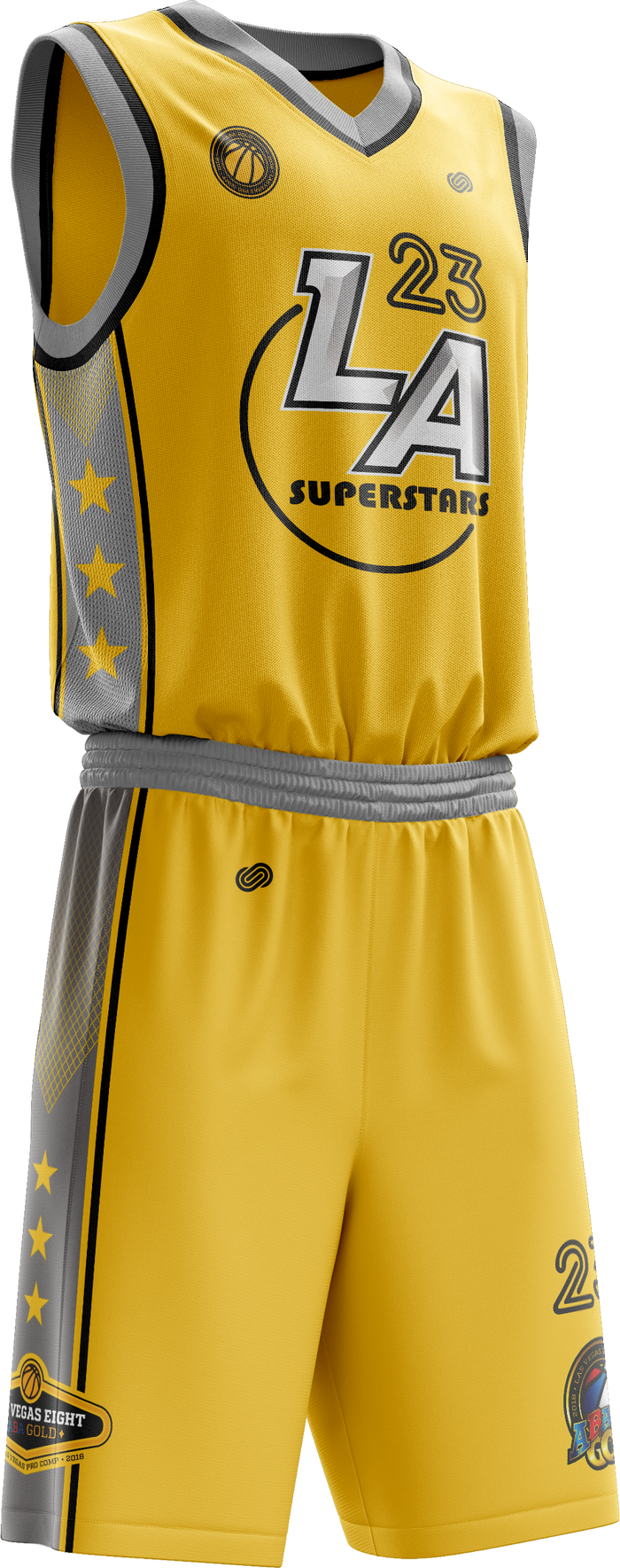 LA Superstars Home Uniform