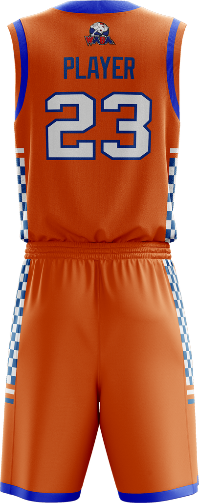 WABA Long Island Storm Away Uniform