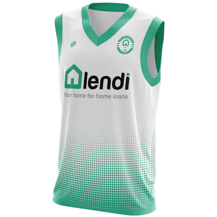 Lendi White Employee Values Jersey 2018