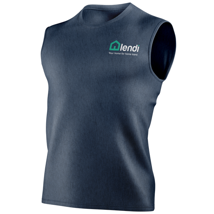 Lendi Mens Sleeveless T-Shirt ($10)