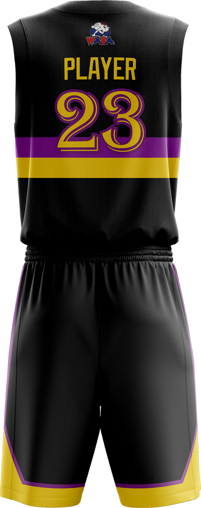 WABA Maryland Dynasty Away Uniform