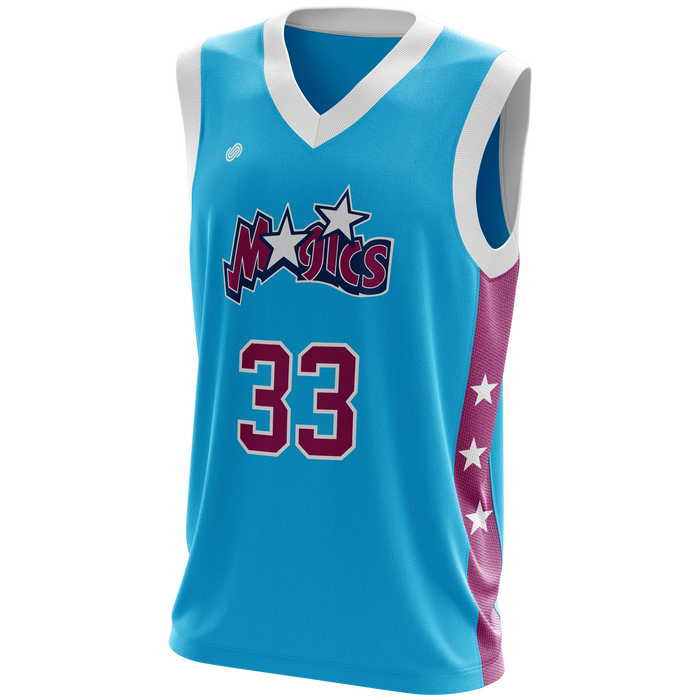 Magics Basketball Uniform