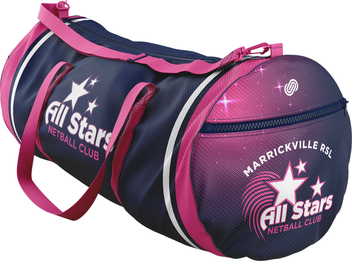 Marrickville Netball Duffle Bag