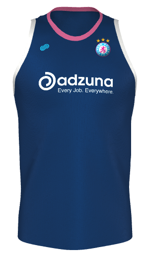 Dunbar Rovers Mens Training Singlet