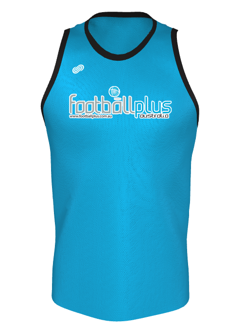 Football Mens Running Singlet