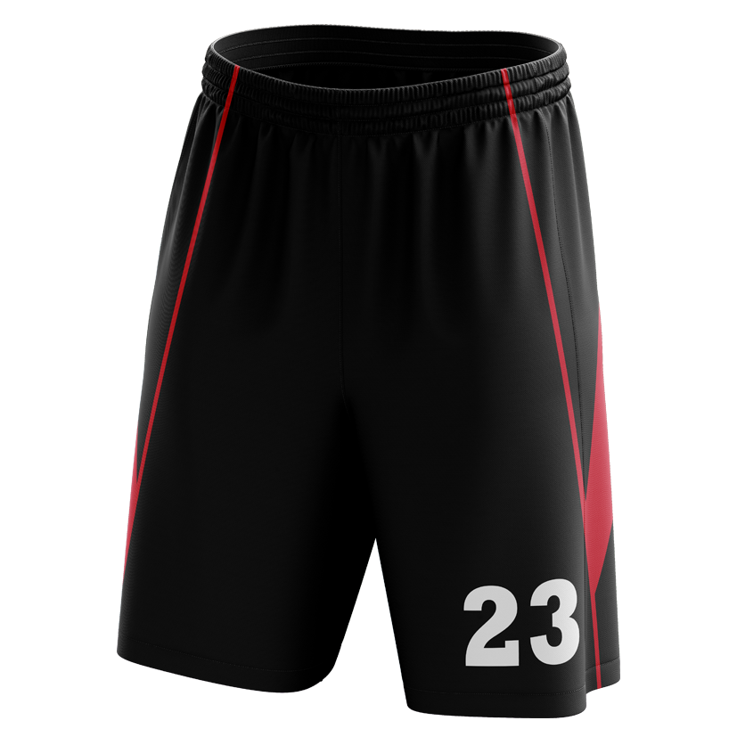 Hartwell Rebels Basketball Uniform