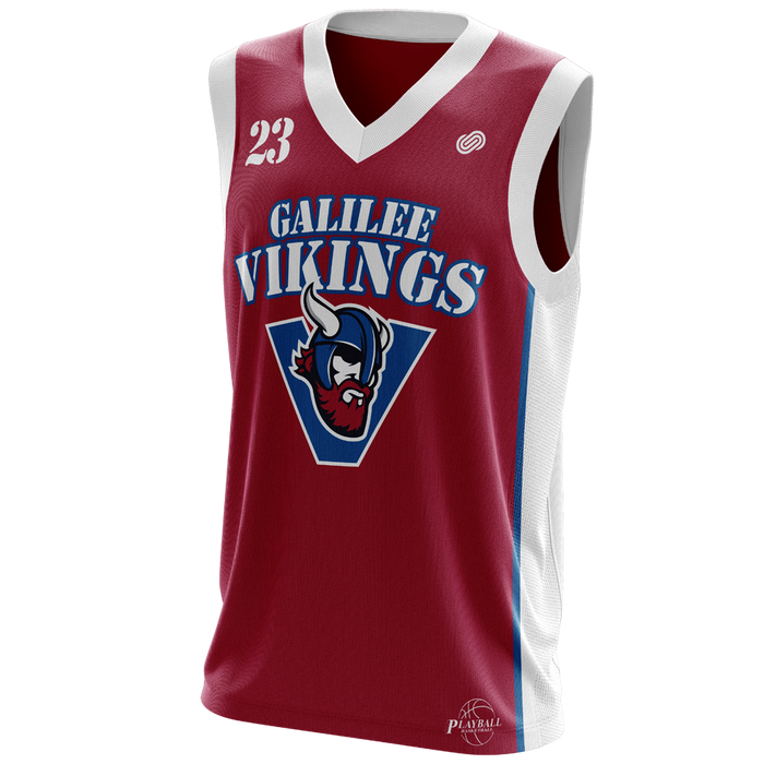 Galilee Vikings Jersey