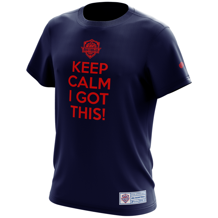 ABA Australia 'Keep Calm' T-Shirt