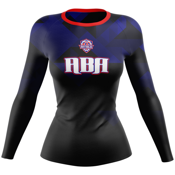 ABA Australia Geo Womens Shooting Shirt