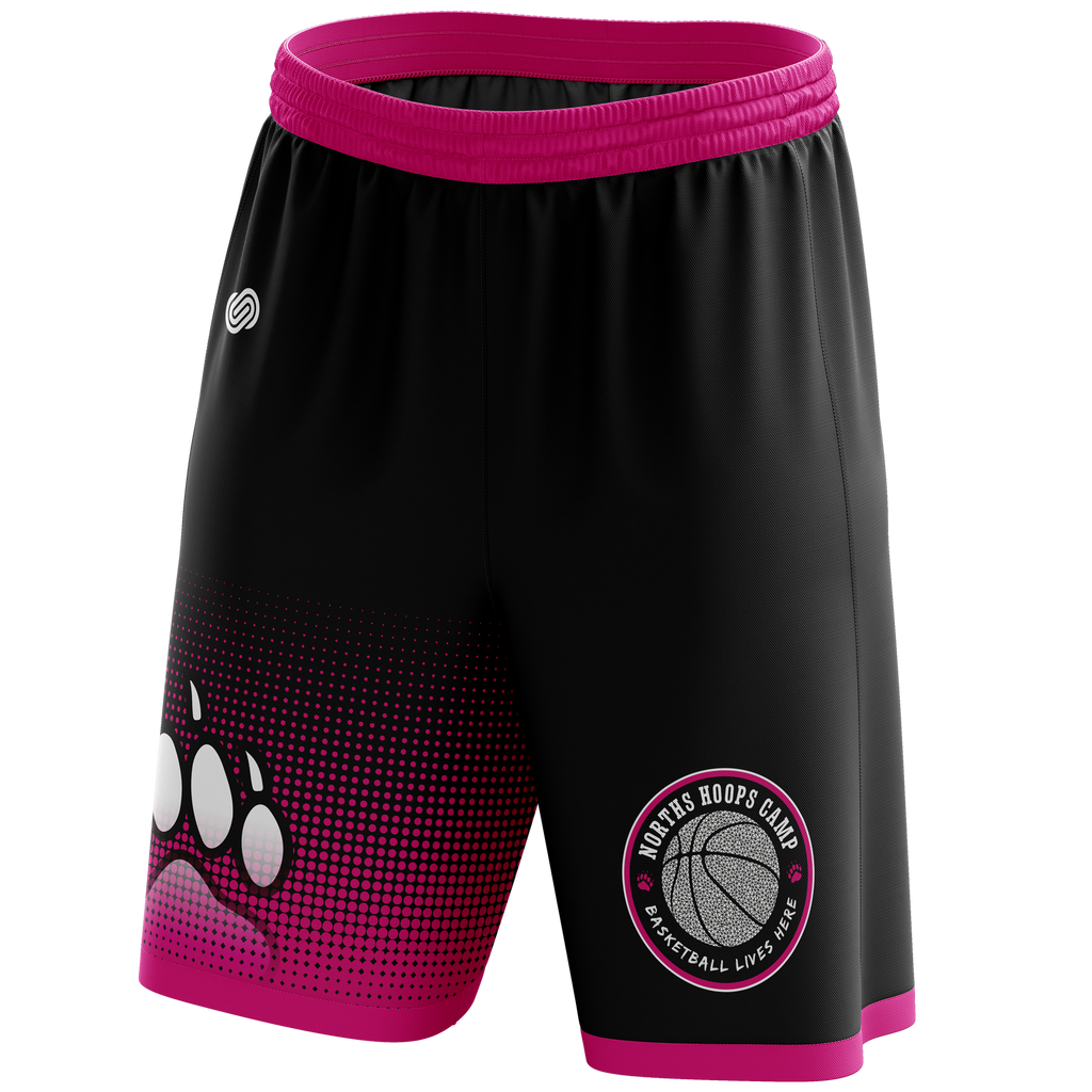 Norths Hoops Camp Shorts