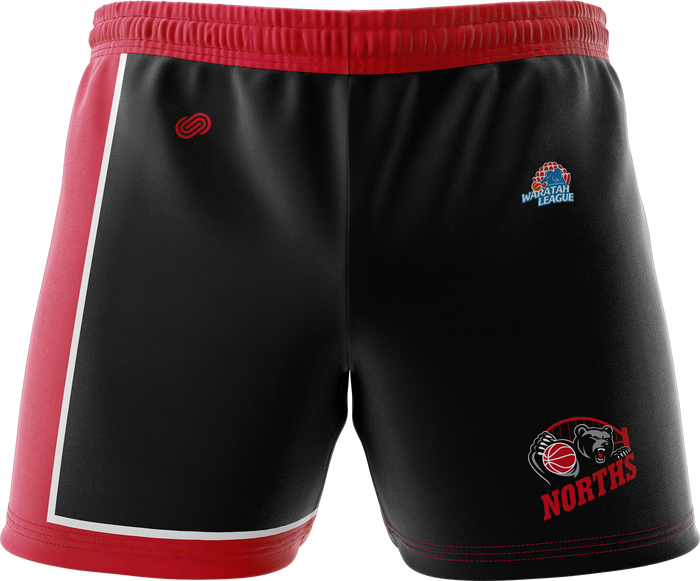NSBA Rep Womens Short Shorts