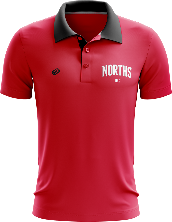 Norths GSC Polo