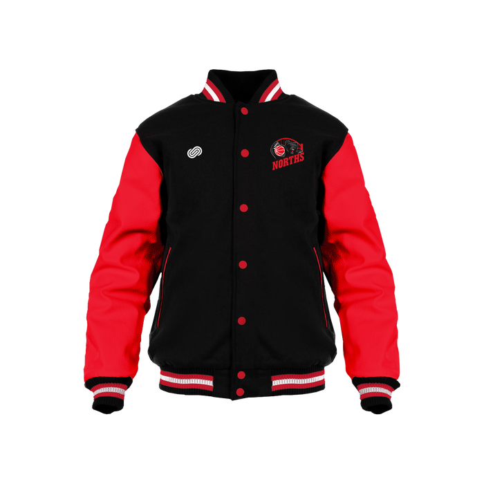 North Sydney Basketball Varsity Jacket
