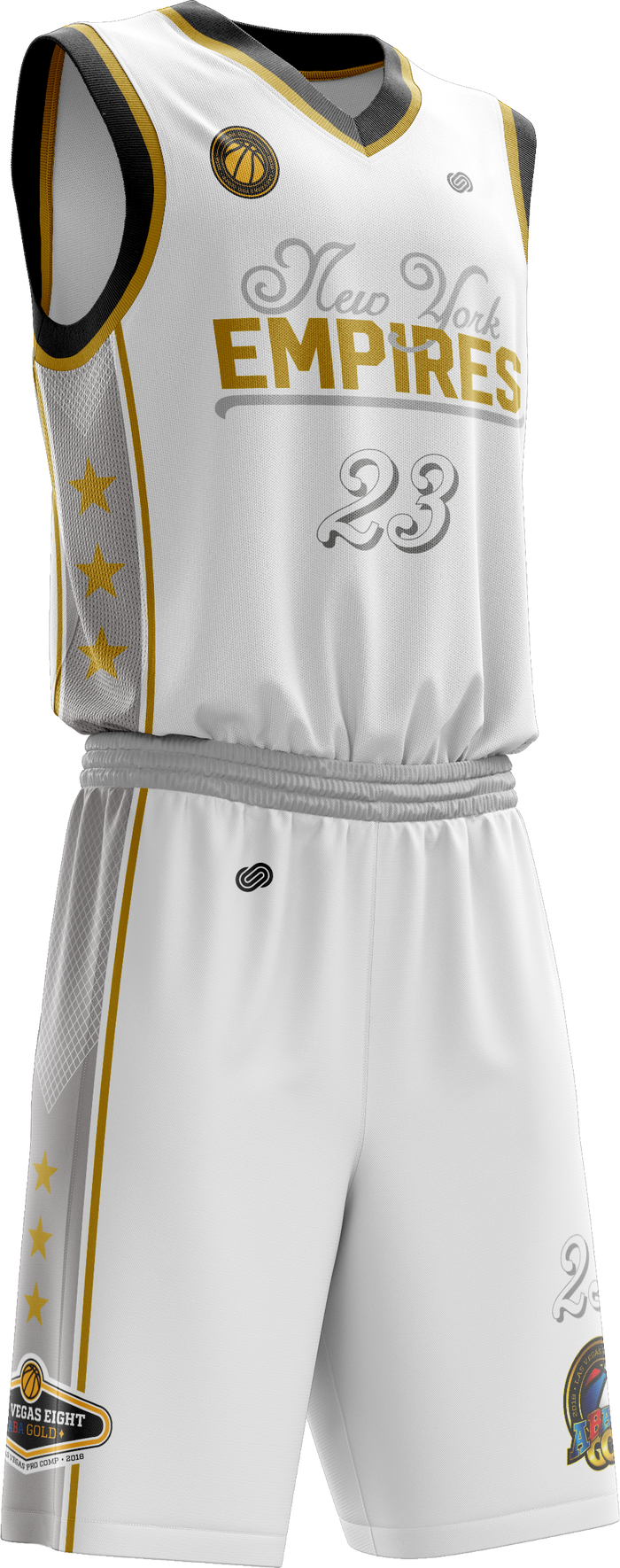 NY Empires Road Uniform