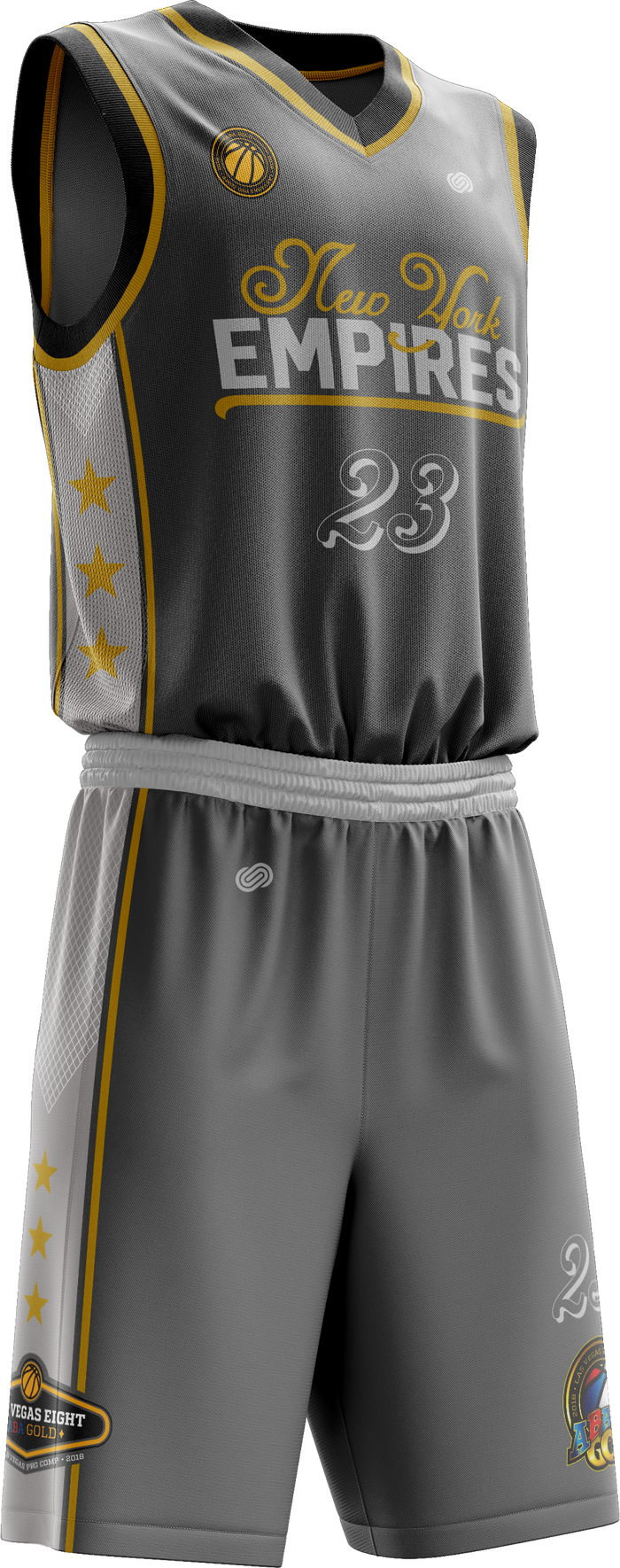 NY Empires Home Uniform