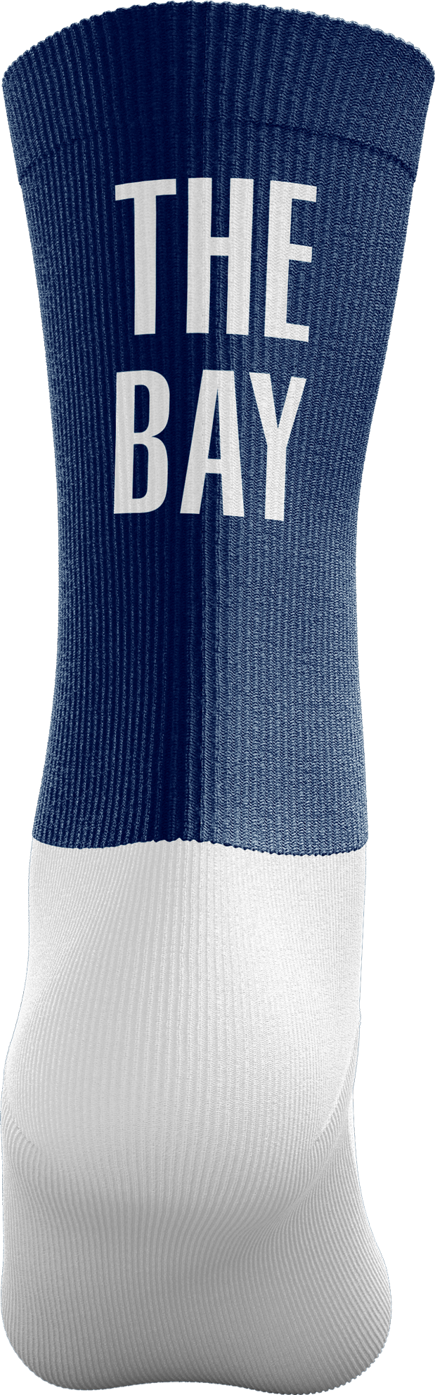 Oyster Bay Bullets Rep Crew Socks