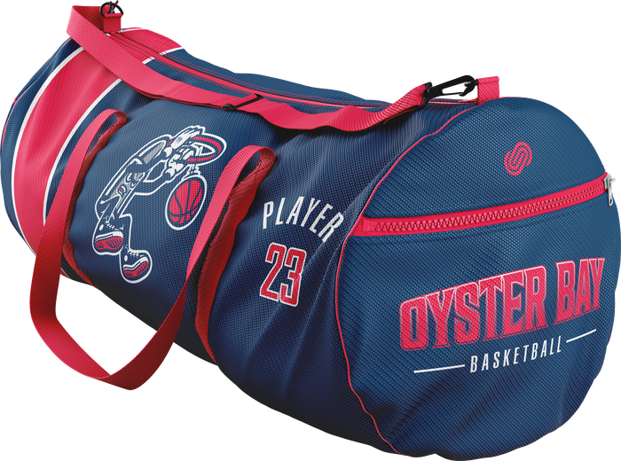 Oyster Bay Bullets Duffle Bag