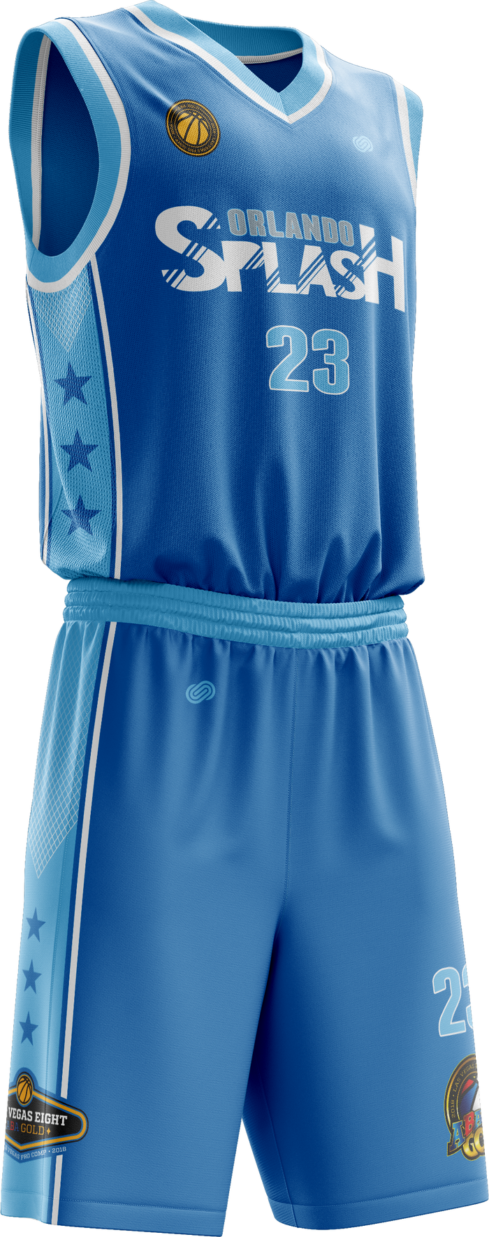 Orlando Splash Home Uniform