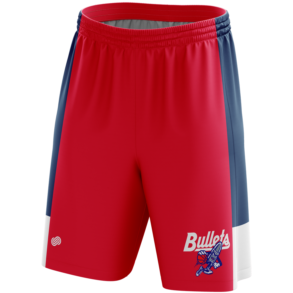 Oyster Bay Bullets Jersey and Shorts Uniform Set