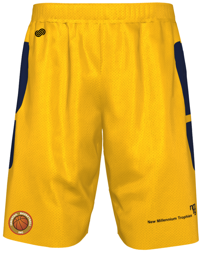 Innisfail Pacers Basketball Shorts