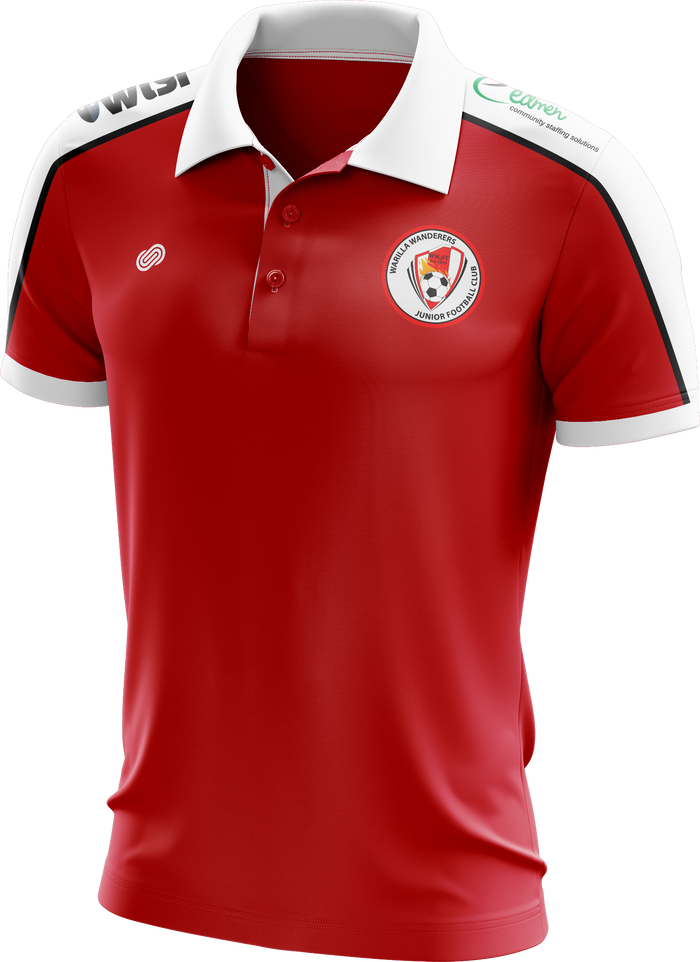 Warilla JFC Polo Shirt