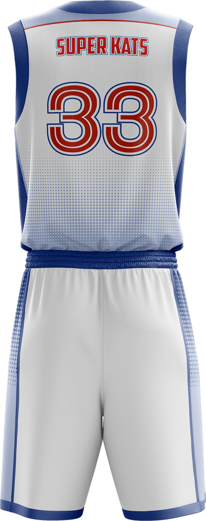 Sacramento Super Kats Away Uniform