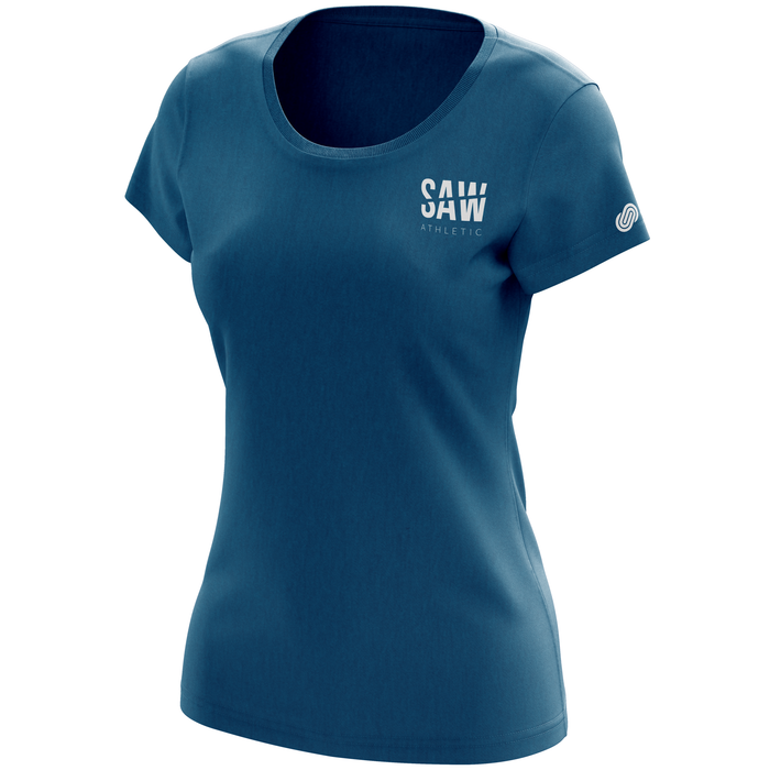 Saw Athletic Classic Womens T-Shirt
