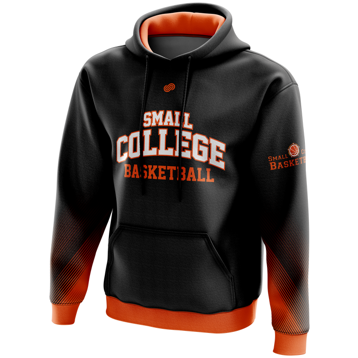Small College Basketball Hoodie