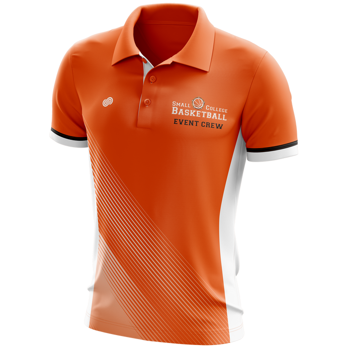 Small College Basketball - Events Crew Polo Shirt