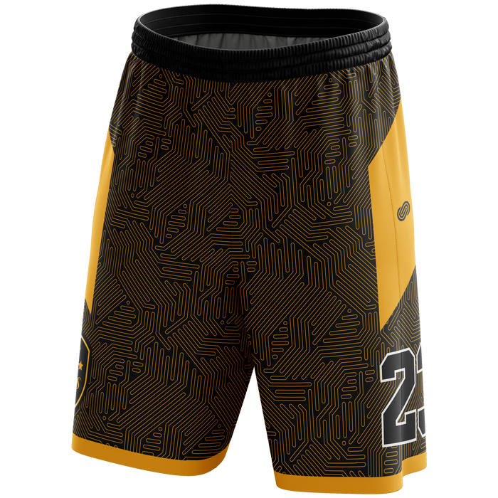 San Diego Kings Basketball Shorts