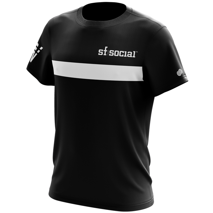 Volocity Black Team T-Shirt