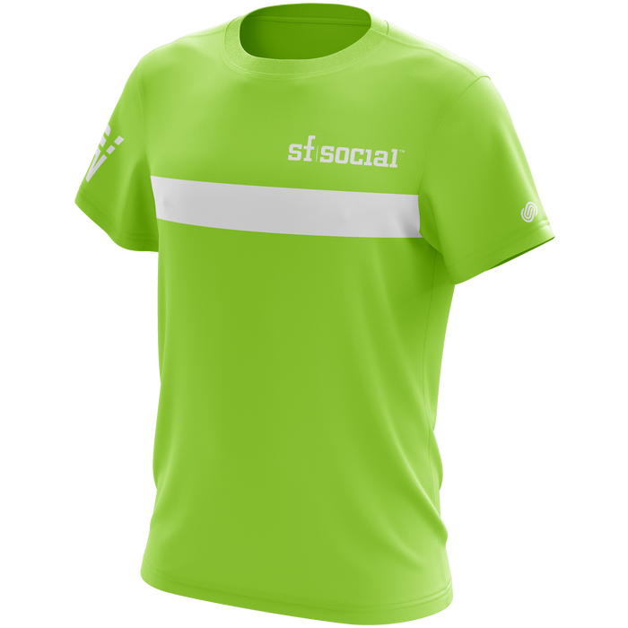 Volocity Lime Team T-Shirt
